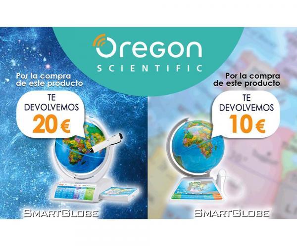 Promoció Oregon Scientific