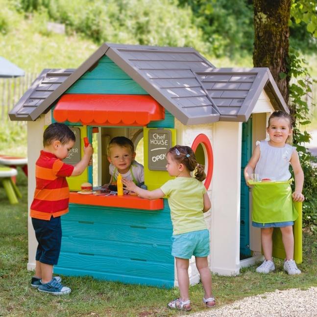 Brinquedos ao ar livre Smoby