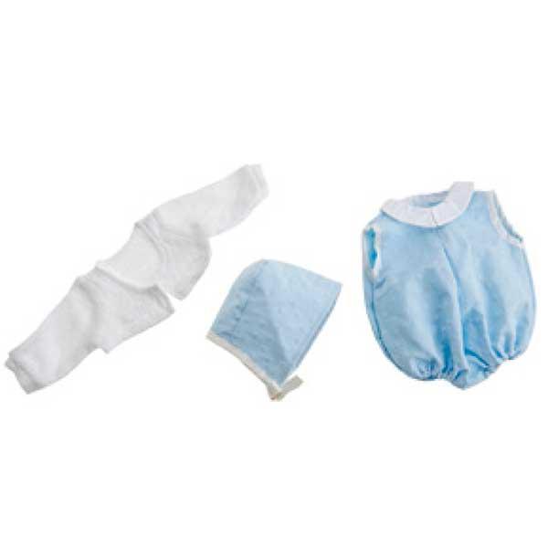 Vestidos y Conjuntos Muñecas 42cm - Imagen 2