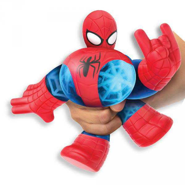 Goo Jit Zu Spiderman Figura Marvel - Imagen 1