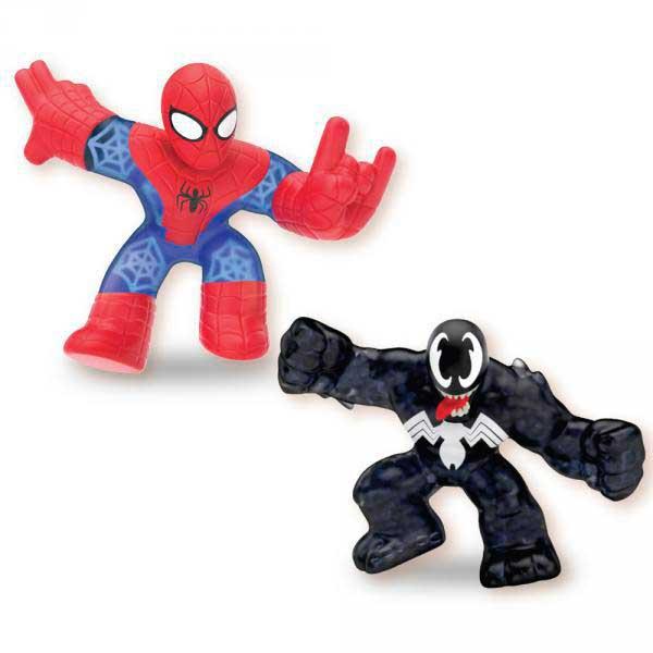 Goo Jit Zu Spiderman vs Venom