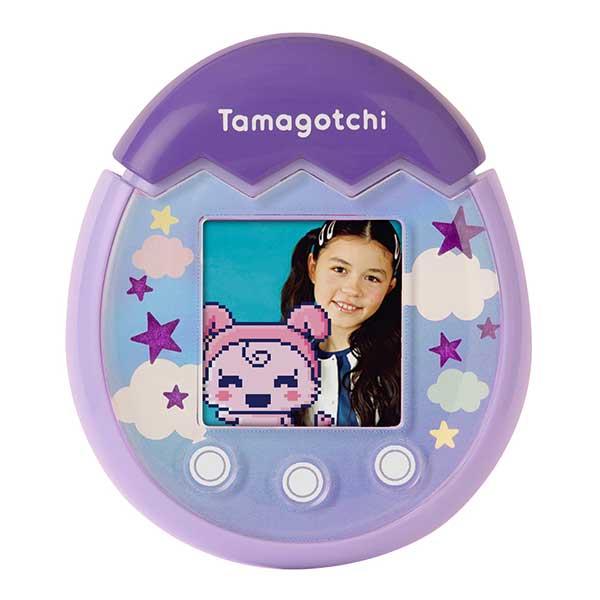 Tamagotchi PIX Sky Lila - Imagen 1