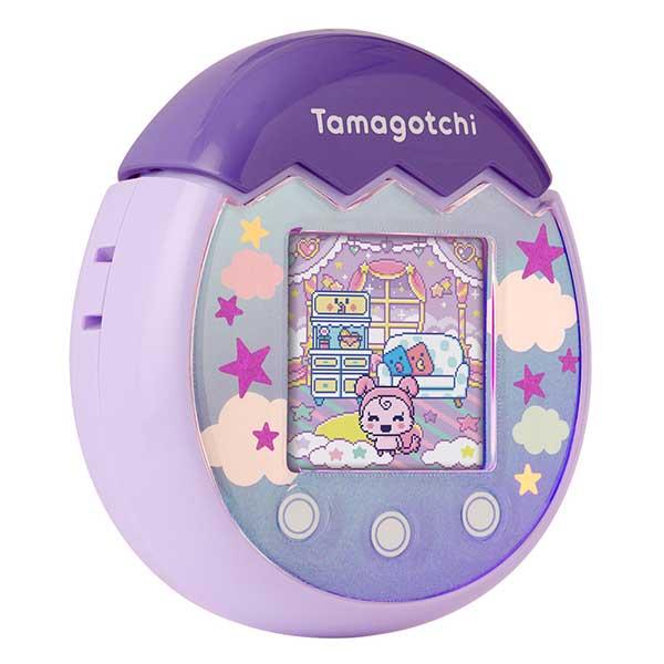 Tamagotchi PIX Sky Lila - Imagen 4
