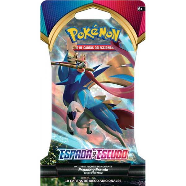 Pokemon Cartas Espada y Escudo Blister