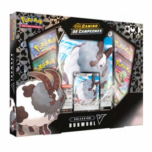 Pokemon Cartas Dubwool Camino Campeones