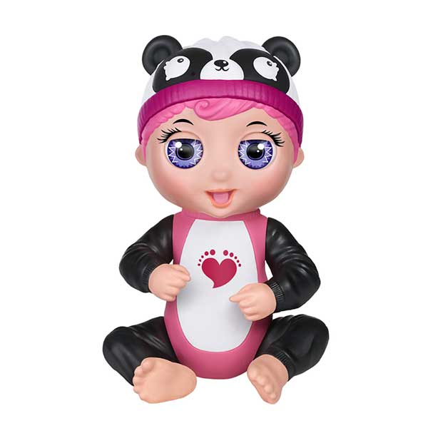 Muñeca Tiny Toes Panda