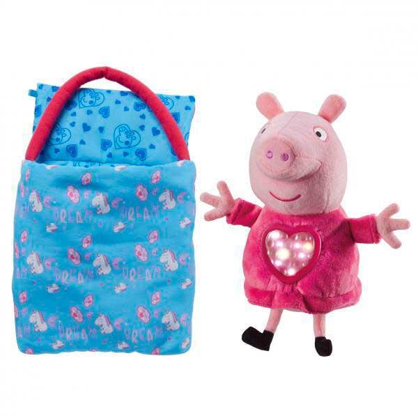 Peppa Pig Fiesta de Pijamas con Saco