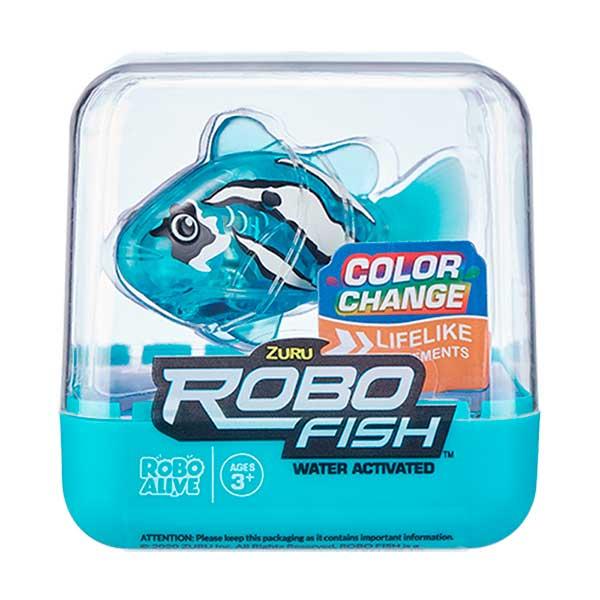 Robo Fish Peces Individuales - Imagen 1