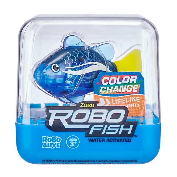 Robo Fish Peces Individuales - Imagen 5