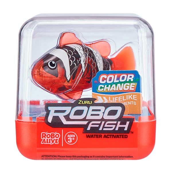 Robo Fish Peces Individuales - Imagen 6