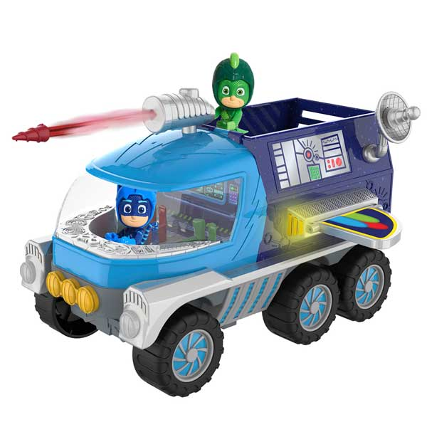 Vehículo Mega Rover PJ Masks