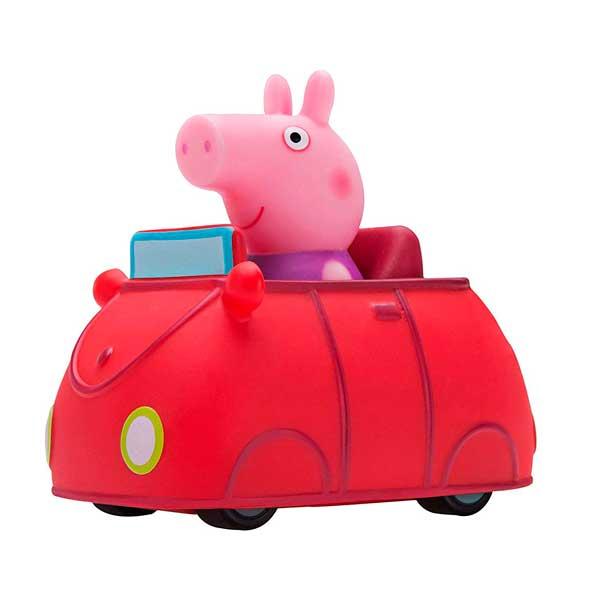 Mini Buggy Coche Rojo Peppa Pig