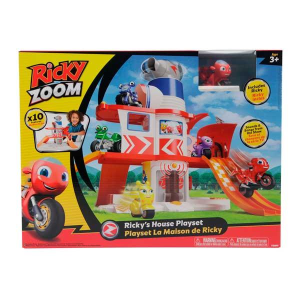La Mansión de Ricky Zoom - Imagen 2
