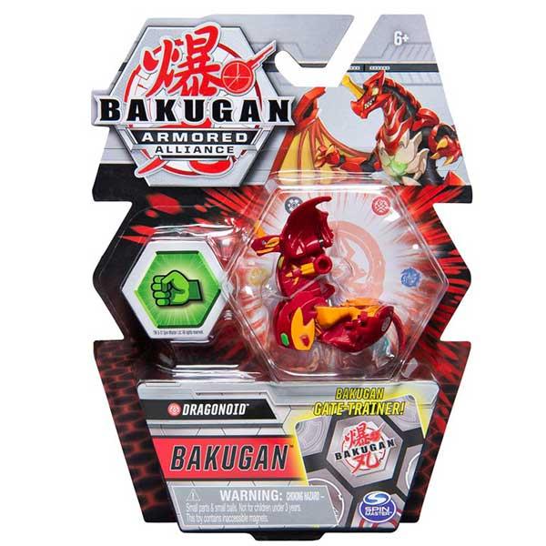Bakugan Core Dragonoid Rojo S2 - Imagen 1