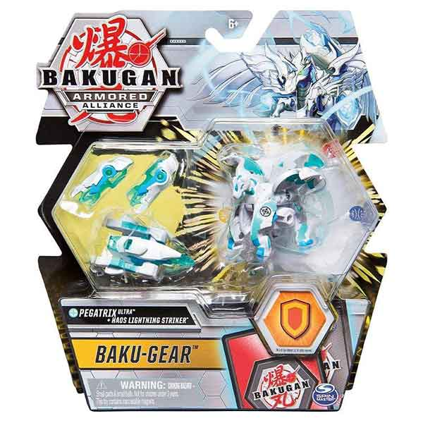 Bakugan Ultra Battle Gear Pegatrix - Imagen 1
