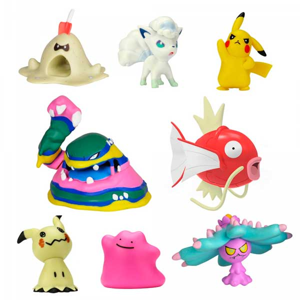 Pokemon Multipack 8 Figuras