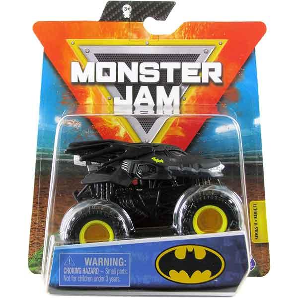 Monster Jam Básico Batman 1:64 - Imagen 1