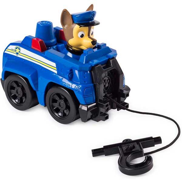 Mini Vehículo con Figura Paw Patrol - Imagen 1