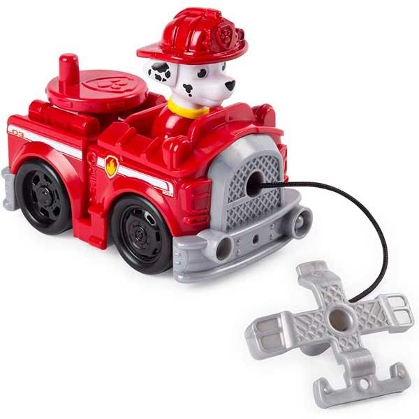 Mini Vehículo con Figura Paw Patrol - Imagen 2