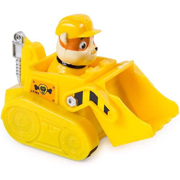 Mini Vehículo con Figura Paw Patrol - Imagen 3
