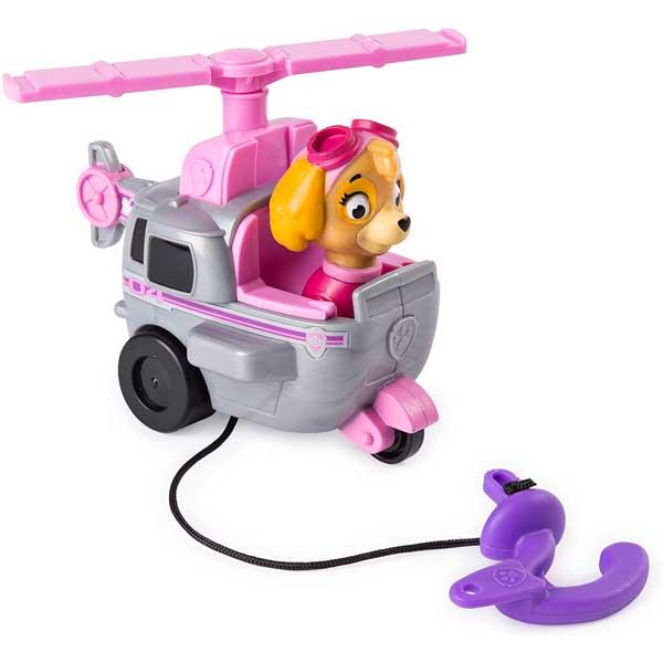 Mini Vehículo con Figura Paw Patrol - Imagen 4