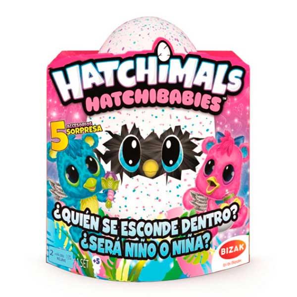 Hatchimals Hatchibabies Cheetree - Imagen 1
