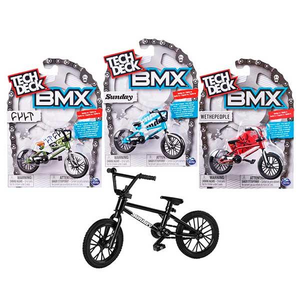 Teck Deck BMX Bici - Imagen 1