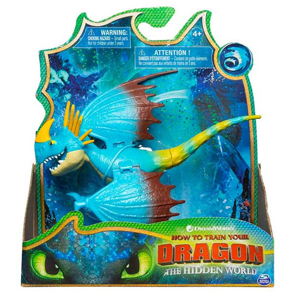 Dragones de Berk Figura Dragón Stormfly Articulada - Imagen 1