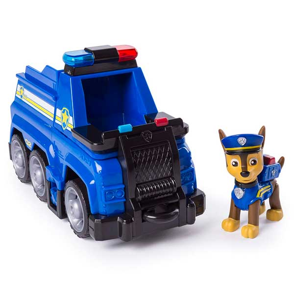 Vehículo Paw Patrol Chase Ultimate Rescue