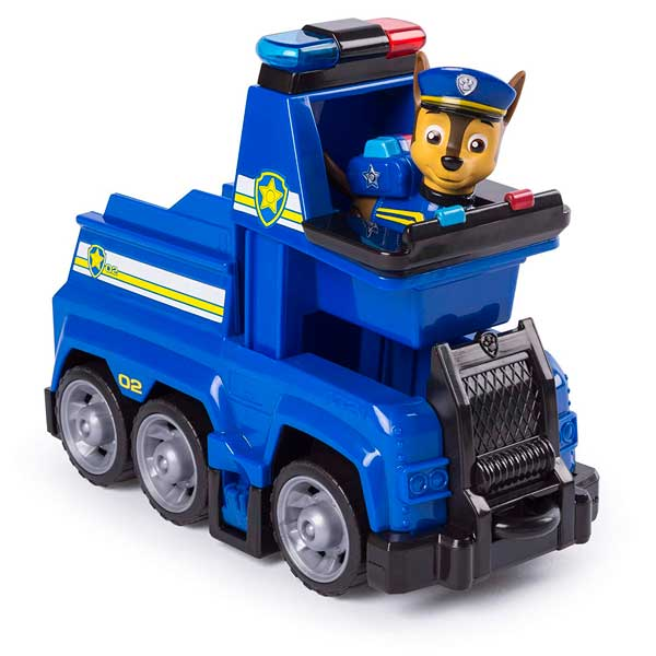 Vehículo Paw Patrol Chase Ultimate Rescue - Imagen 1