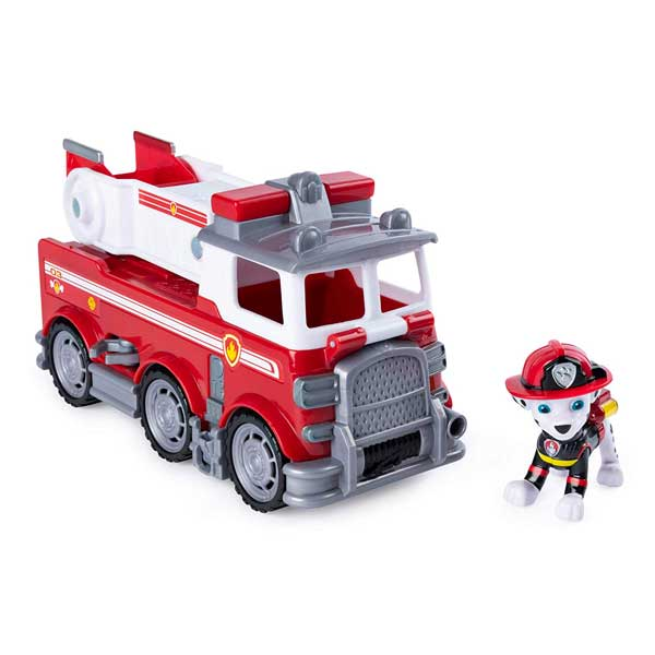 Vehículo Paw Patrol Marshall Ultimate Rescue