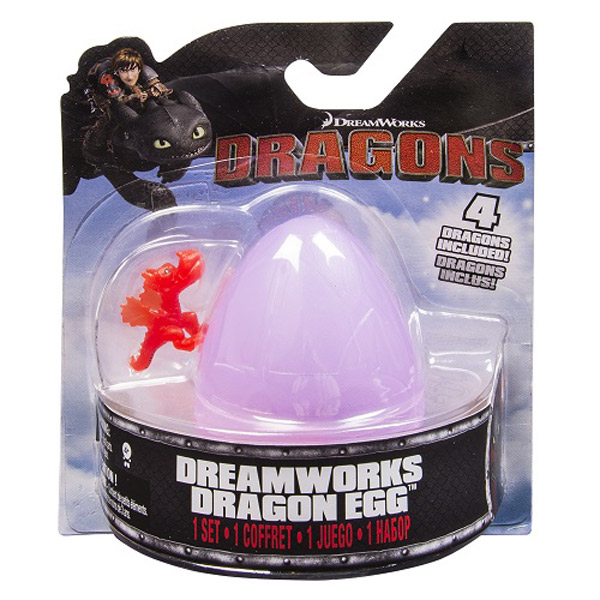 Dragones de Berk Figura Mini Dragón Huevo Sorpresa - Imatge 2