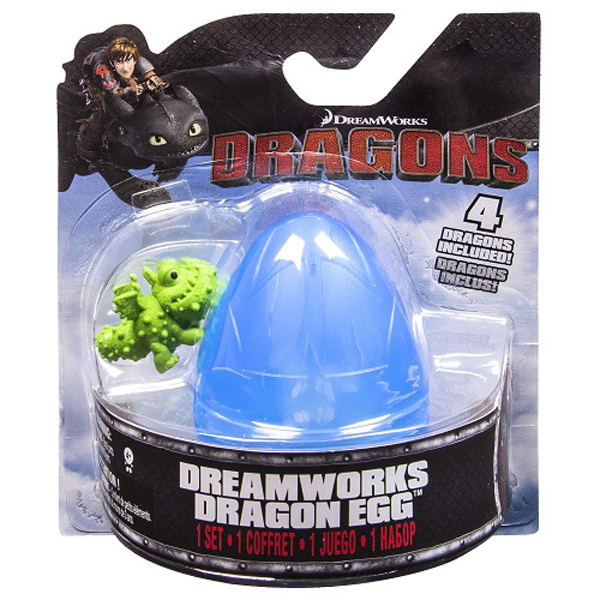 Dragones de Berk Figura Mini Dragón Huevo Sorpresa - Imatge 5