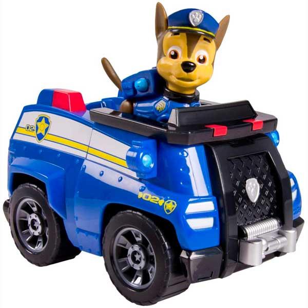 Vehículo Chase con Figura Paw Patrol - Imagen 1