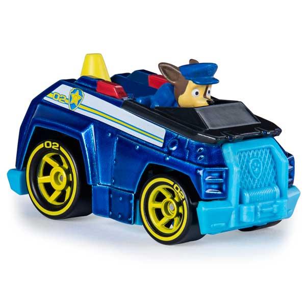 Patrulla Canina Chase con Vehículo Metal