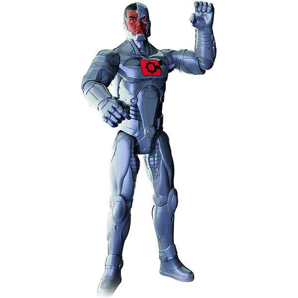 Figura Articulada DC Cyborg 30 cm - Imagen 1