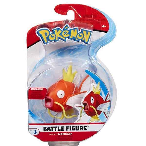 Pokemon Figura de Combate Magikarp