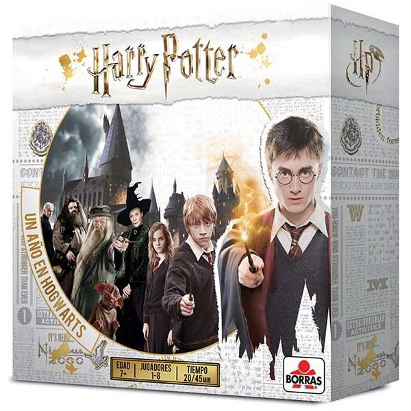 Juego de Mesa Harry Potter Un Año en Hogwarts
