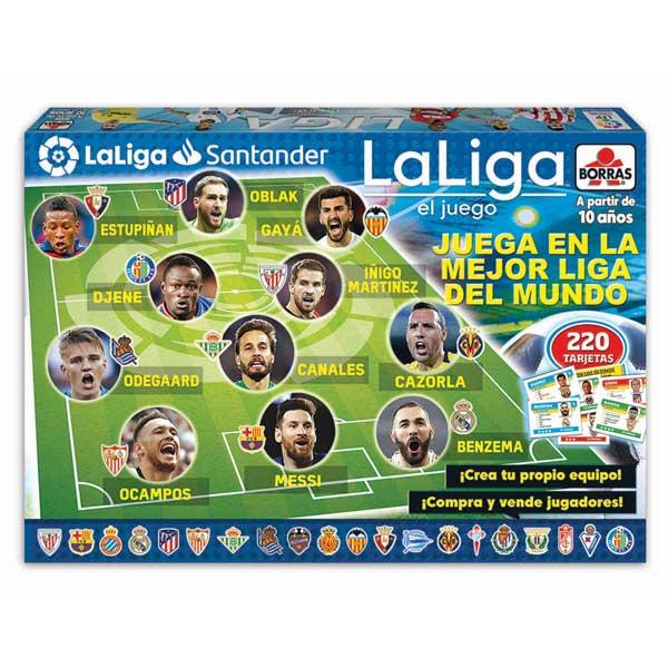Juego de la Liga 2020-21 - Imagen 1