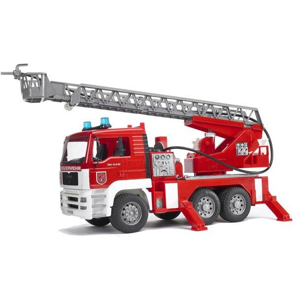 Bruder 2771 Camión de Bomberos MAN - Imagen 1