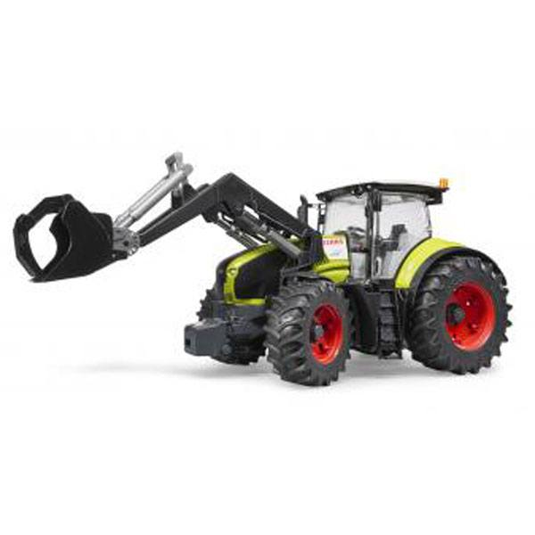 Tractor Class Axion 950 con Pala Bruder - Imagen 1
