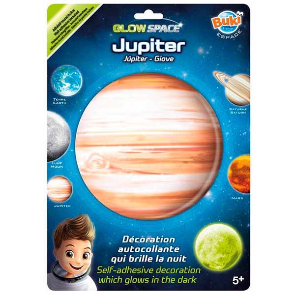 Planeta Jupiter Fosforescent - Imatge 1