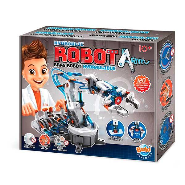 Juego Robot Brazo Hidráulico