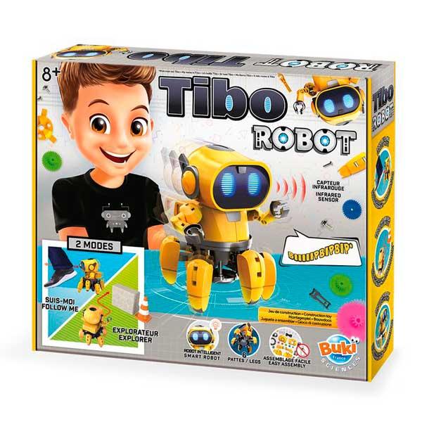 Joc Tibo el Robot - Imatge 1