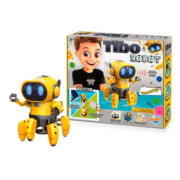 Juego Tibo el Robot - Imatge 1