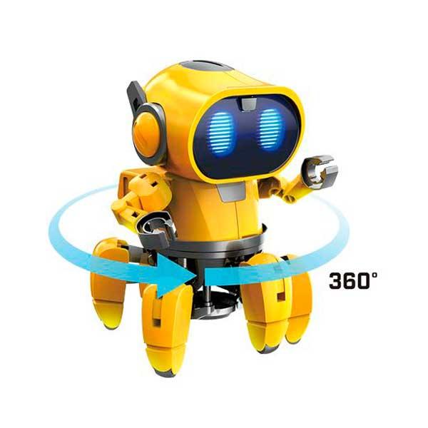Juego Tibo el Robot - Imatge 3