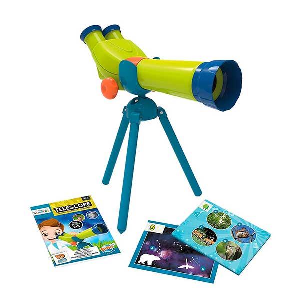 Telescopi Infantil Mini Ciencia - Imatge 1