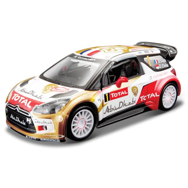 Coche Race Rally WRC 1:32 - Imagen 1