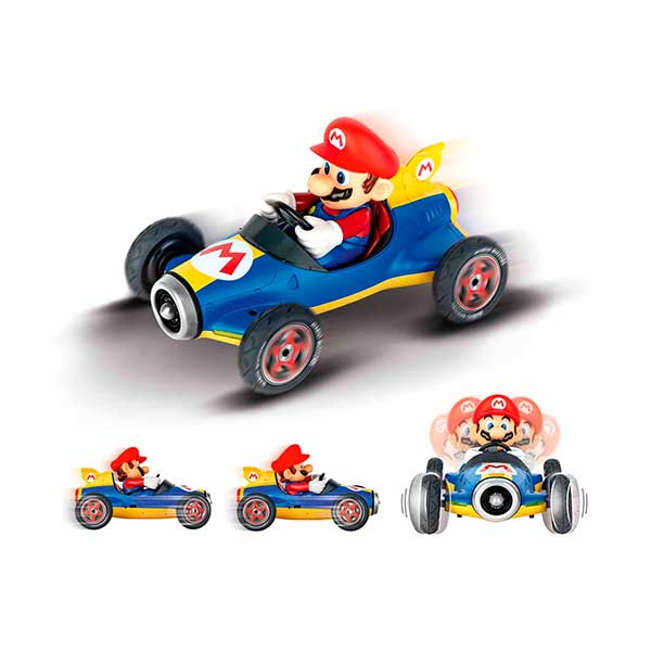 Coche RC Infantil Mario Kart Mach 8 - Imagen 1