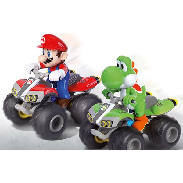 Quad Mario Kart 2.4Ghz R/C - Imagen 2